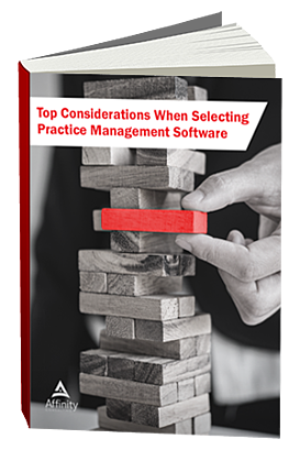 Affinity White Paper - Practice Management - Book