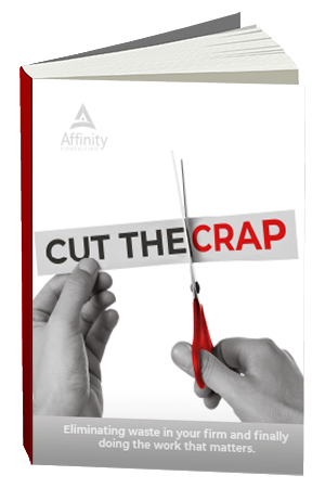 Cut the Crap eBook Eliminating waste