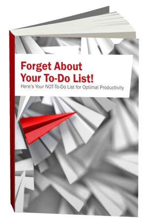 Forget About Your To-Do List eBook